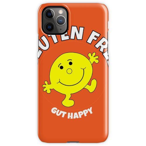 Glutenfreies Gut Happy T-Shirt - Glutenfreies Gut Happy T-Shirt - Glute iPhone 11 Pro Max Handyhülle
