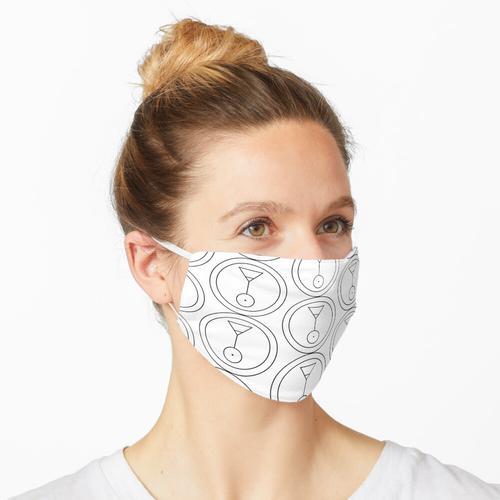 Pflanzenzauber Maske