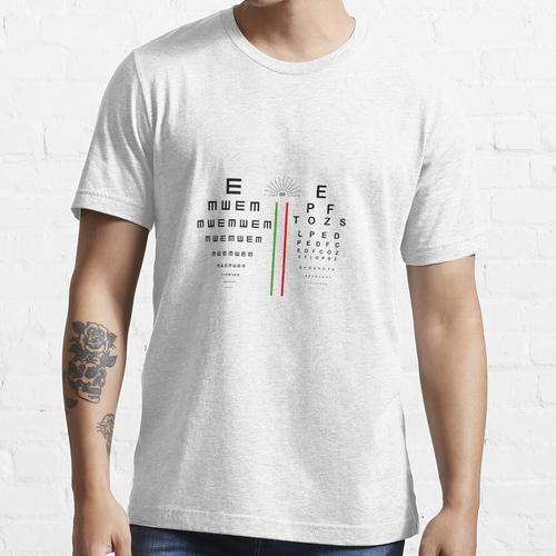 Lustiger Augenarzt - Augenarzt - Doktor - Augenarzt - Lustiger Augenarzt - Lustige Essential T-Shirt