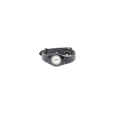 Armitron - Armitron Watch: Black Solid Accessories