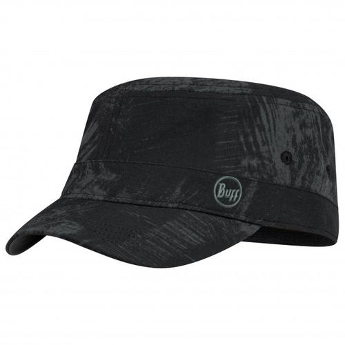 Buff - Military Cap Gr L/XL schwarz