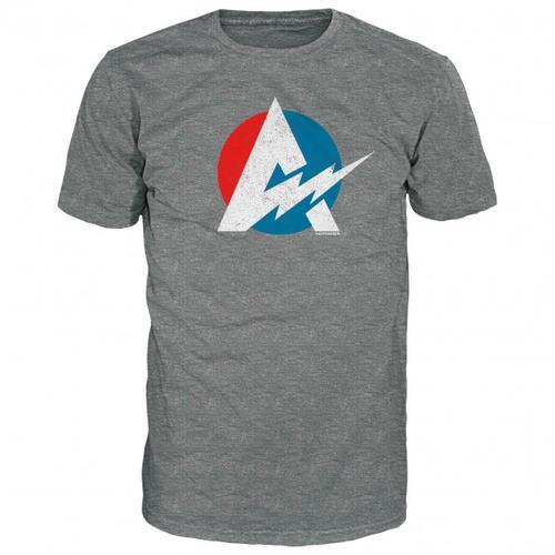 Alprausch - Blitzableiter T-Shirt Gr L;M;S;XL;XXL grau
