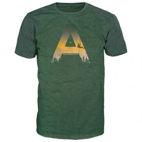 Alprausch - Alpe Chlätterer T-Shirt Gr XL oliv