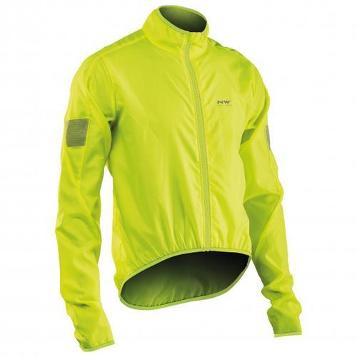 Northwave - Vortex Jacket - Fahrradjacke Gr XL gelb/grün