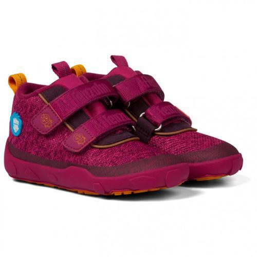 Affenzahn - Kid's Knit Vogel - Sneaker 27   EU 27 lila/rot