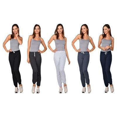 Pantalon de jogging femme : Noir / XL