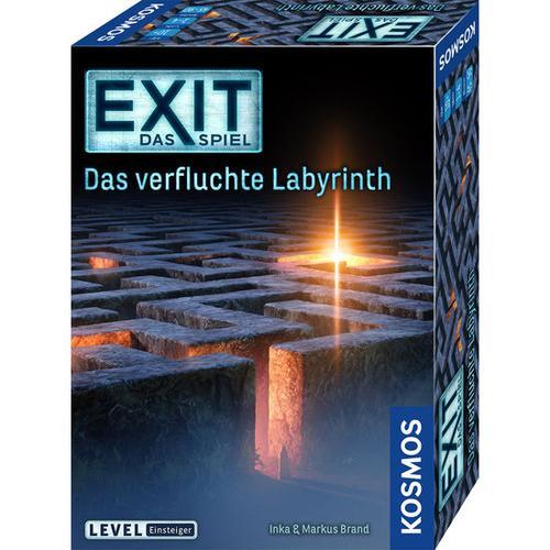 EXIT Das Spiel – Das verfluchte Labyrinth, bunt