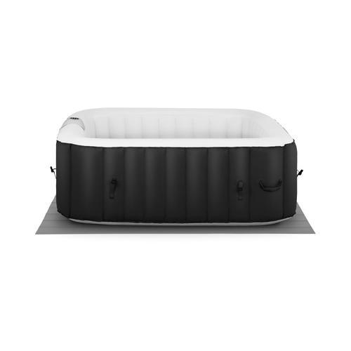 Uniprodo Whirlpool aufblasbar - 600 l - 4 Personen - 100 Düsen UNI_POOLS_15
