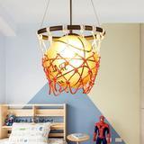 Lampe industrielle suspendue au ...
