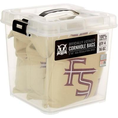Florida State 4-pc. Corn Filled Cornhole Bag Set