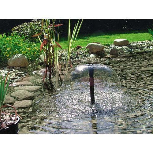 Pontec Springbrunnenpumpe PondoVario 750, 720 l/h schwarz Teichzubehör Teiche Garten Balkon
