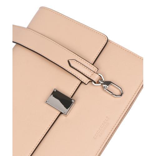 Seidenfelt Mini Bag KISA, by Ana Johnson braun Damen Taschen