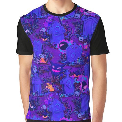 Grave Rave Grafik T-Shirt