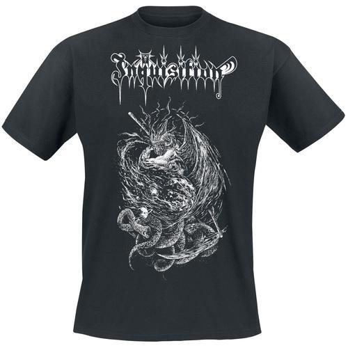 Inquisition Cosmic Daemon Herren-T-Shirt - schwarz - Offizielles Merchandise