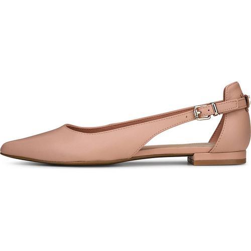 Tommy Hilfiger, Ballerina Feminine in rosa, Ballerinas für Damen Gr. 41
