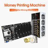 carte mere mining motherboard mi...