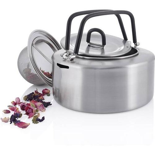 TATONKA Geschirr Teapot 1,0 Liter, Größe - in Grau