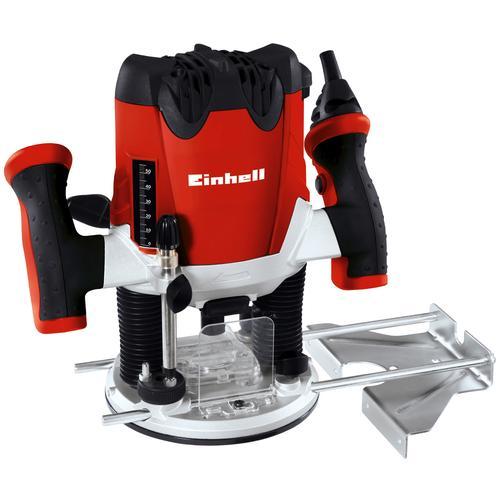 Einhell Oberfräse TE-RO 1255 E rot Fräsen Werkzeug Maschinen