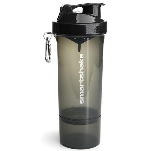 Smartshake Slim Trinkflasche - schwarz