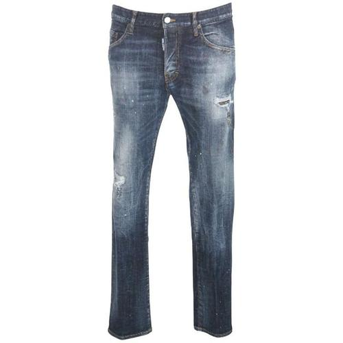 DSquared² Skater Dirty Spot Jeans