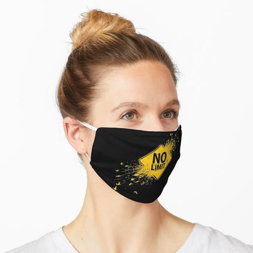 Keine Begrenzung Maske
