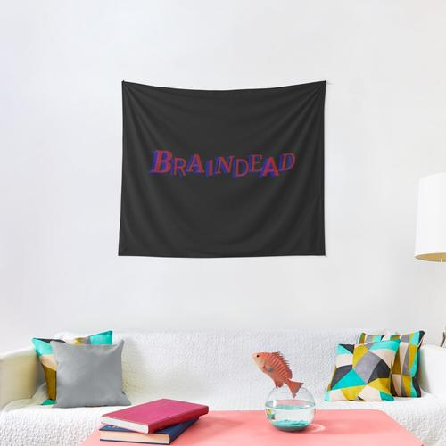 BRAINDEAD Wall Tapestry