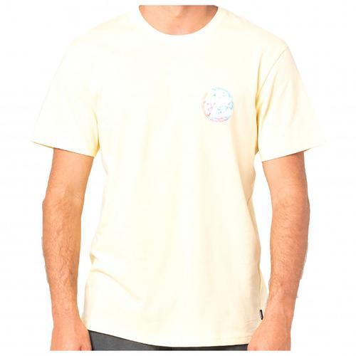 Rip Curl - Wetty Party S/S Tee - T-Shirt Gr S weiß/beige