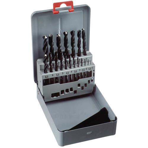 Connex Bohrersatz, (Set, 19 tlg.) silberfarben Zubehör Werkzeug Maschinen Bohrersatz