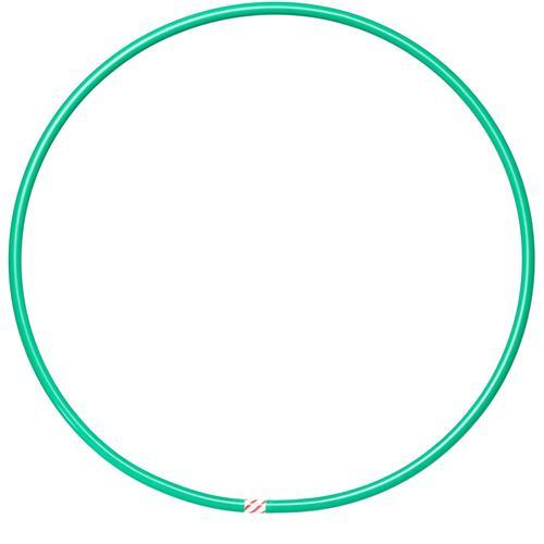 ALEX Hula Hoop Reifen in grün, Größe 70