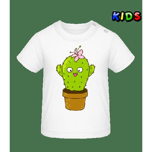 Lustiger Kaktus - Baby T-Shirt