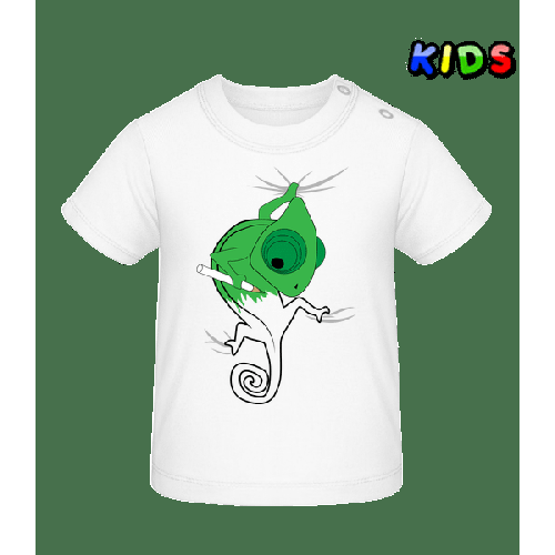 Chameleon Kids Comic - Baby T-Shirt