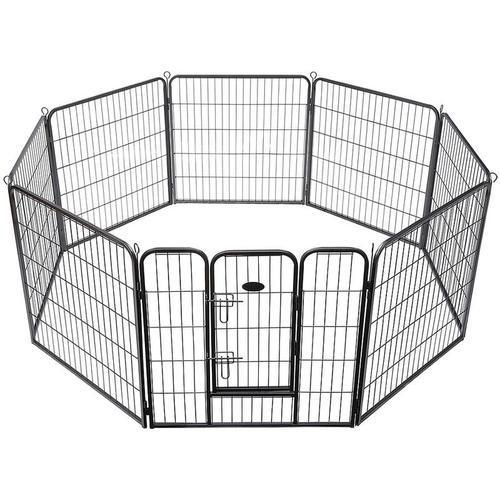 Welpengitter Welpen Auslauf Gehege Frei Hunde Gitter Tierlaufstall Absperrgitter