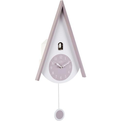 Acctim Wanduhr Moderne Kuckucksuhr lila Wanduhren Uhren Wohnaccessoires