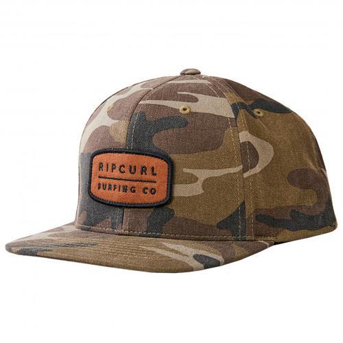 Rip Curl - Driven Snapback Cap - Cap Gr One Size weiß/braun