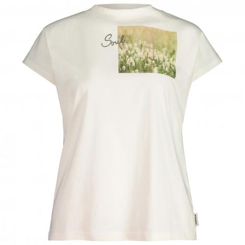 Maloja - Women's GleditscheM. - T-Shirt Gr L weiß
