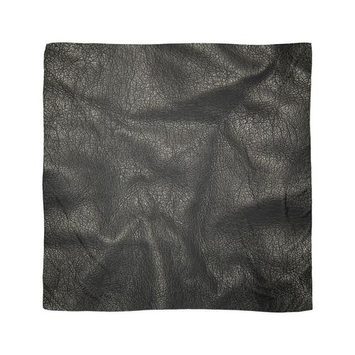 Schwarzes Leder Tuch