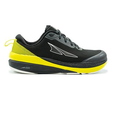Altra | Paradigm 5 Running Shoes | Black/Lime | Men's | Size: 9.5