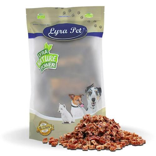 10 kg Lyra Pet® Entenfleischwürfel mit Fisch