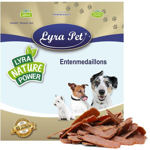 15 kg ® Entenmedaillons - Lyra Pet