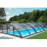 Swimmingpool-Überdachung / Abdec...