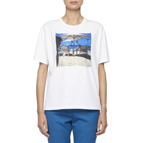 Guess Strandfoto-T-Shirt