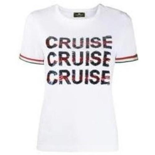 Maison Kitsuné Kreuzfahrt-T-Shirt