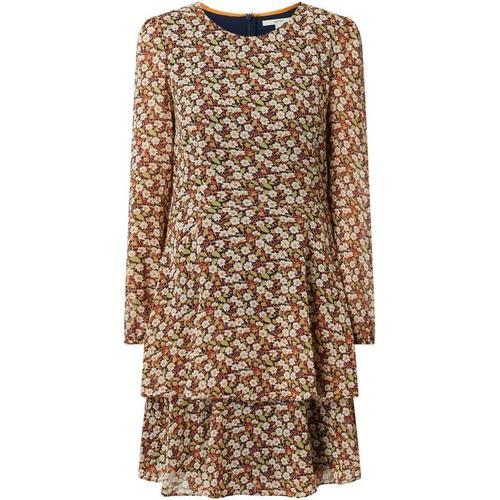 Esprit Kleid im Stufen-Look