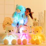 Ours en peluche à éclairage créa...