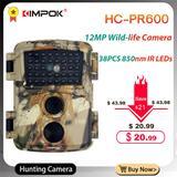 KIMPOK PR600 caméra de chasse pi...