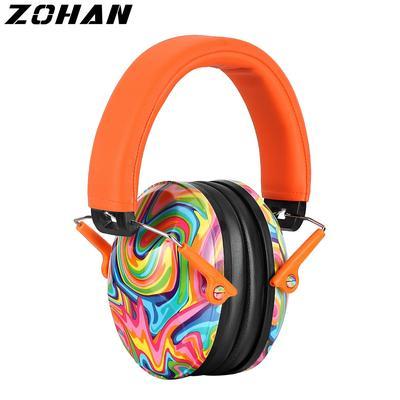 ZOHAN – protège-oreilles pour enfants, anti-bruit, ajustable, nrr 25db, sécurité