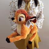 Peluche rembourrée Bambi le peti...