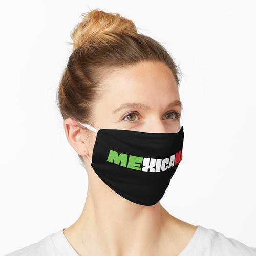 Duschvorhang Maske