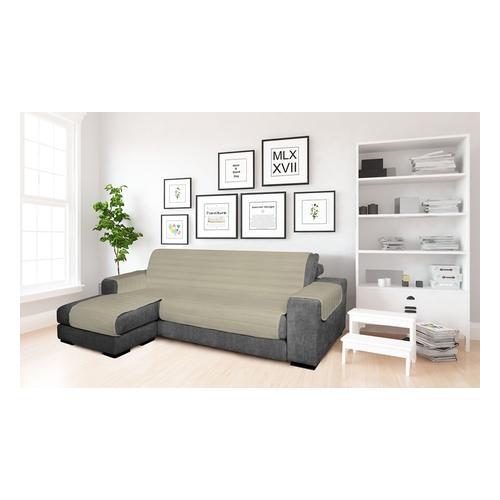 Wendbarer Sofa-Bezug: Grau/ 240 cm
