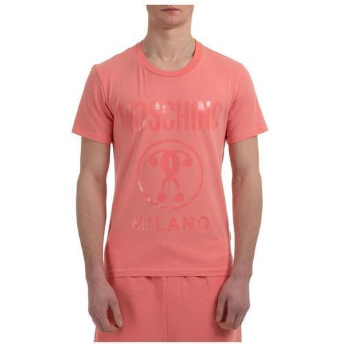 Moschino T-Shirt Doppeltes Fragezeichen